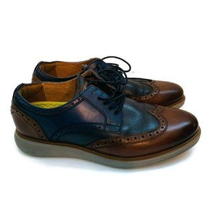 Florsheim Fuel Men's Cognac Leather Oxford Shoes